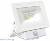 Vorschau: LED-Fluter, Bewegungsmelder OPTONICA FL5849, EEK: A+, 30 W, 2700K, weiß