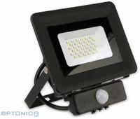 Vorschau: LED-Fluter, Bewegungsmelder OPTONICA FL5861, EEK: A+, 30 W, 2700K, schwarz