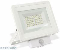 Vorschau: LED-Fluter, Bewegungsmelder OPTONICA FL5851, EEK: A+, 50 W, 4500K, weiß