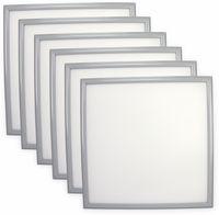 Vorschau: LED-Panel V-TAC 6471 HIGH LUMEN, EEK: A+, 29 W, 3480 lm, 4000K, 6 Stück