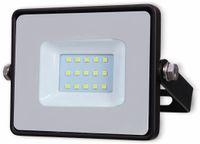 Vorschau: LED-Fluter V-TAC VT-10, (425), EEK: A, 10 W, 800 lm, 4000k,