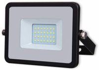 Vorschau: LED-Flutlichtstrahler V-TAC VT-20 (439), EEK: A, 20 W, 1600 lm, 3000K