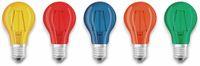 Vorschau: LED Lampen Set OSRAM BASE DECOR , E27, EEK: A, 2,5 W, 136 lm, farbig 5-teilig