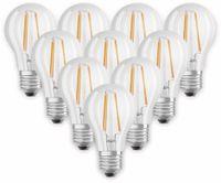 Vorschau: LED-Lampe BELLALUX CLASSIC, E27, EEK: A++, 7 W, 806 lm, 2700 K, 10 Stück