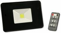 Vorschau: LED-Fluter, Bewegungsmelder, EEK: A, 20W, 1700lm, Fernbedienung, 6500K, schwarz