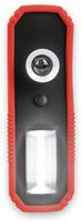 Vorschau: LED-Arbeitsleuchte EUFAB 13450 batteriebetrieben rot/schwarz