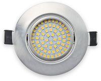 Vorschau: LED-Einbauleuchte DAYLITE EBL-NW, EEK: A+, 4 W, 400 lm, 4000 K, Nickel satiniert