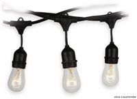 Vorschau: Lichterkette V-TAC 713, 15 Fassungen, E27, 230V~, IP54, 15m, verlängerbar