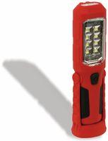 Vorschau: LED-Arbeitsleuchte, L006D, 0,5 W, rot/schwarz, Li-Ion Akku
