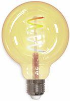 Vorschau: LED-Lampe TINT, E27, 5,5 W, 380 lm, EEK A+, G95, RGB