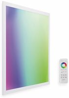 Vorschau: LED-Panel MÜLLER LICHT TINT Loris, 45x45 cm, 1800 lm, 30 W, RGB, inkl. FB