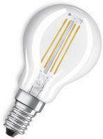 Vorschau: LED-Lampe, OSRAM, E14, A+, 5,00 W, 470 lm, 2700 K