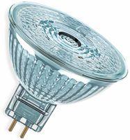 Vorschau: LED-Lampe, OSRAM, GU5.3, A+, 4,90 W, 350 lm, 4000 K