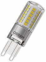 Vorschau: LED-Lampe, OSRAM, G9, A++, 4,80 W, 600 lm, 2700 K