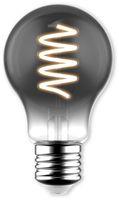 Vorschau: LED-Lampe, BLULAXA Vintage flex Filament, EEK: B, A60, 5W, 120lm, 1800K, smoky