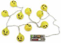 Vorschau: LED-Sommerlichterkette GRUNDIG, 10 LEDs, Smiley