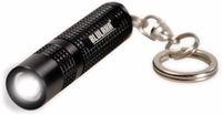 Vorschau: Mini-LED-Taschenlampe BLULAXA 48608, 1 W, 13 lm, Alu, schwarz