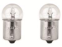 Vorschau: KFZ-Glühlampe EUFAB 12 V, 10 W, BA15S, 2 Stück