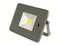 Vorschau: LED-Fluter, WKNF8219, 20W, 1700lm, Fernbedienung, 3000K, grau