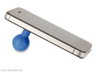 iStand Saugnapf, blau