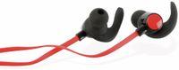 Vorschau: In-Ear Bluetooth Headset GRUNDIG 06586, rot/schwarz