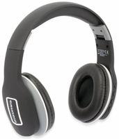 Vorschau: Bluetooth-Headset GRUNDIG 06593, faltbar, schwarz