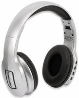 Vorschau: Bluetooth-Headset GRUNDIG 06591, faltbar, silber