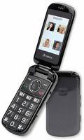 Vorschau: Handy OLYMPIA Brava Plus, schwarz