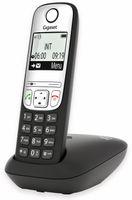 Vorschau: DECT-Telefon GIGASET A690, schwarz