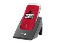 Vorschau: Mobiltelefon DORO Primo 413, rot