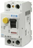 Vorschau: Fehlerstrom-Schutzschalter EATON PXF-25/2/003-A, 25/0,03 A