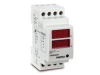 Vorschau: Digitales Volt-/Amperemeter für DIN-Schiene