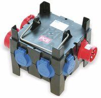 Vorschau: Stromverteiler, IMST, 2x CEE 16A, 4x Schutzkontakt-Steckdose