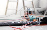 Vorschau: Kabeleinziehhilfe, HellermannTyton, 897-90004, Cable Scout+ Set CS-SA Zubehörset