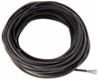 Vorschau: Silikon-Litze, 1,5 mm², schwarz, 10 m