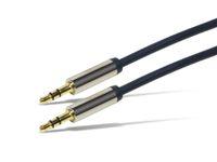 Vorschau: Klinkenkabel LOGILINK CA10150, 1,5m, blau
