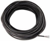 Vorschau: Silikon-Litze, 2,5 mm², schwarz, 10 m