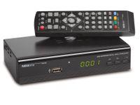 Vorschau: SAT HDTV-Receiver mit Mediaplayer NEWline HD22