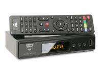 Vorschau: DVB-C HDTV-Receiver RED OPTICUM HD C200, PVR