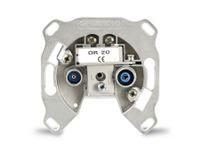 Vorschau: Antennendose GRUNDIG/GSS OR20, 1/20 dB