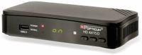 Vorschau: DVB-S HDTV Receiver RED OPTICUM AX HD 150