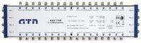 Vorschau: SAT-Multischalter-Kaskade GTN easy KAS 1708, 17/8, DiSEqC 2.0