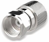 Vorschau: F-Stecker, PURELINK, 7,4 mm, verschraubbar, 5 Stück
