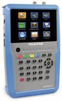 Vorschau: Antennenmessgerät TELESTAR SATPLUS 3, DVB-S/S2/T/T2/C, Sat-IP
