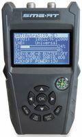 Vorschau: Sat-Messgerät SMART SFD11, Signalton, Kompass, DVB-S2