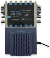 Vorschau: SAT-Multischalter ANKARO dCSS 5124G