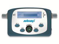 Vorschau: SAT-Finder ANKARO DSF100