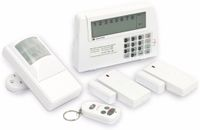 Vorschau: Funk-Alarmsystem DAYHOME WS-100