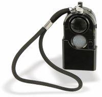 Vorschau: Taschenalarm mit PIR Sensor und Licht LogiLink schwarz