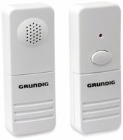 Vorschau: Funk-Türglocke GRUNDIG 04349, Batteriebetrieb